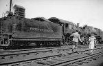 Playin' On The Railroad, c. 1949