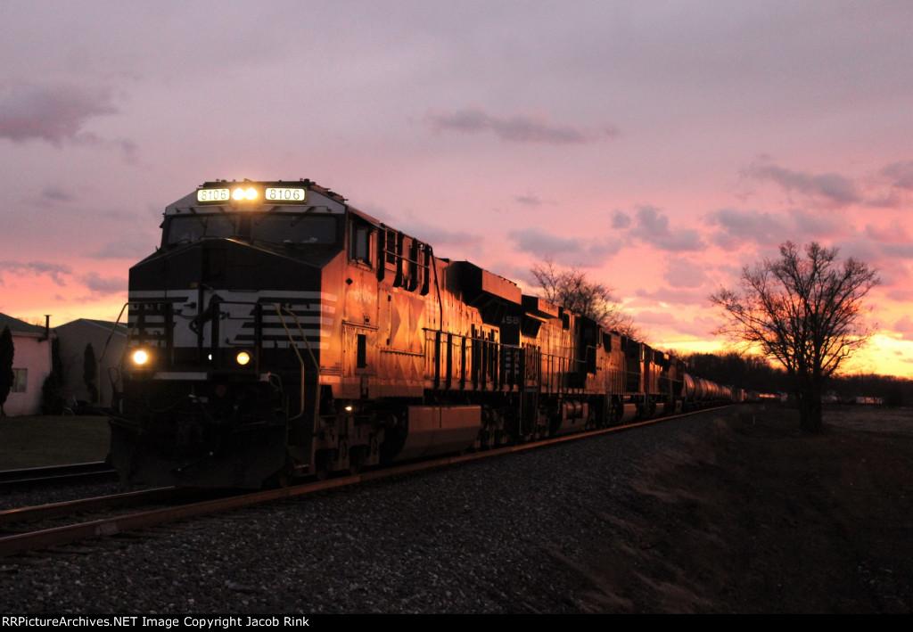 Goodhart Sunset
