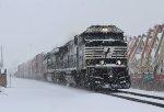 Snowy Sixty-E