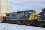 GECX C40-8W 7361