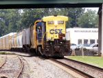 Closer View of CSX #5579