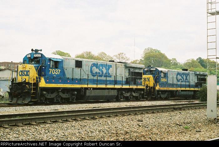 CSX 7037