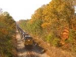Csx and the Tennessee Fall