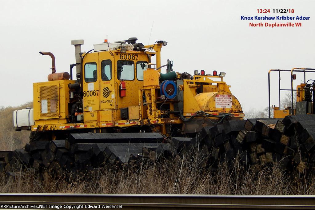 Knox-Kershaw KKA-1000 tie adzer