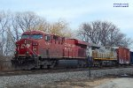 Today's A447 duo headed to Green Bay has been working on CN for weeks
