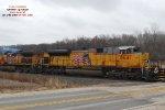 O490 ballast train 3rd motor