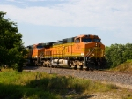 BNSF 4131 catches me by surprise