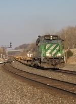 BNSF 7811