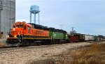 BNSF 2524 and 2286