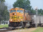 BNSF 9872