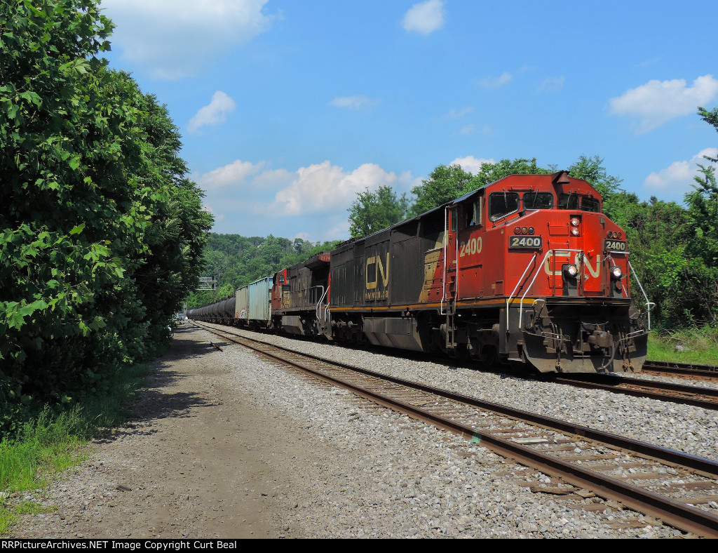 CN 2400 and 2174