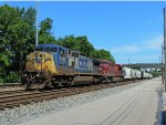 CSX 7793 and CP 8860