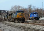 CSX 90 and WE 7007