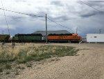 BNSF 2392/1828