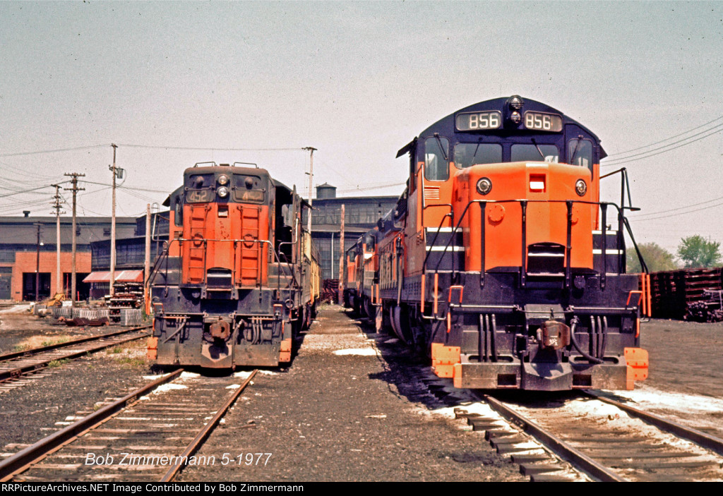 BLE 452 and 856