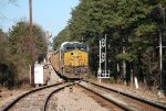 CSX 3168 passes the old and new signals