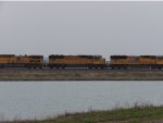 UP SD70M 4150