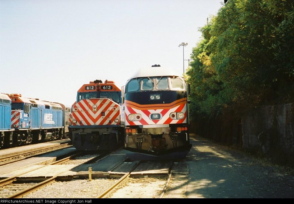 METX 415 & 612