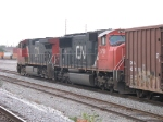 CN 5750 & 2653