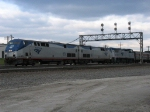 AMTK 174, 66 & 510 with the Southwest Chief