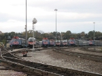 Metra lineup