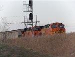 BNSF AC44CW 5662