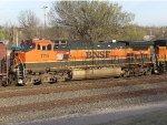 BNSF C44-9W 1114