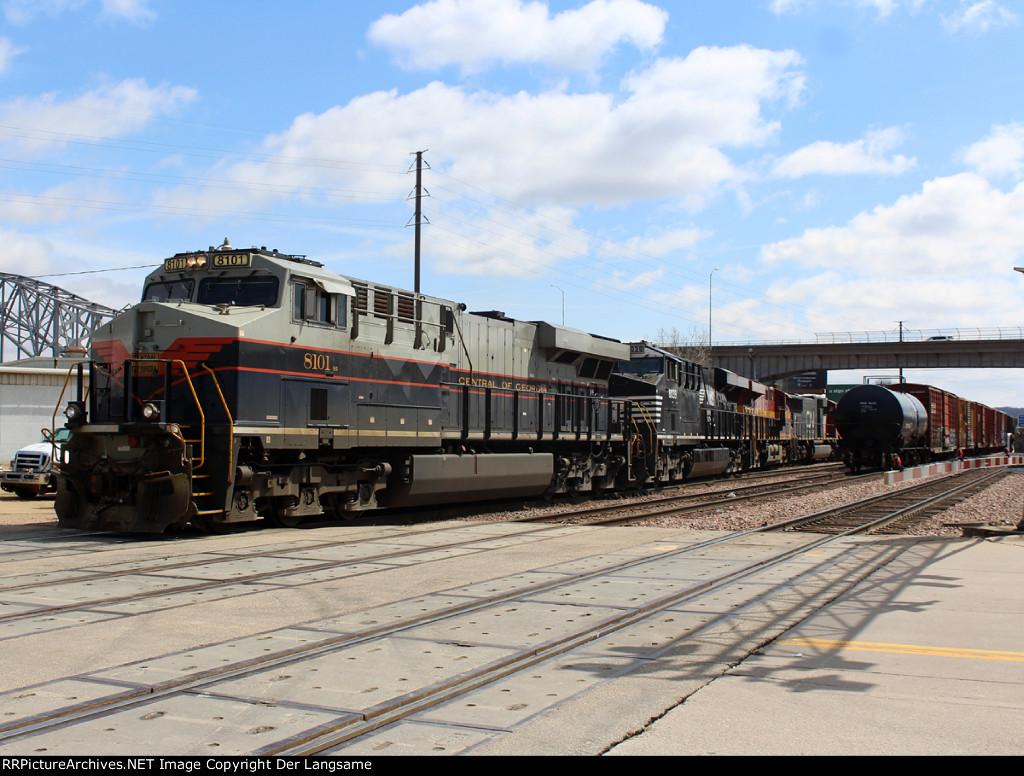 NS 8101 M33891-31