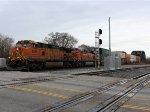 BNSF 5283 Q172-17