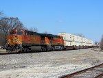 BNSF 5179 DPU