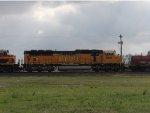 BNSF SD70MAC 9841