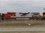 BNSF C44-9W 4708