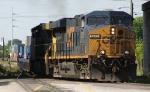 Atlanta Bound intermodal