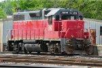 CPDR 3899 Carolina Piedmont RR