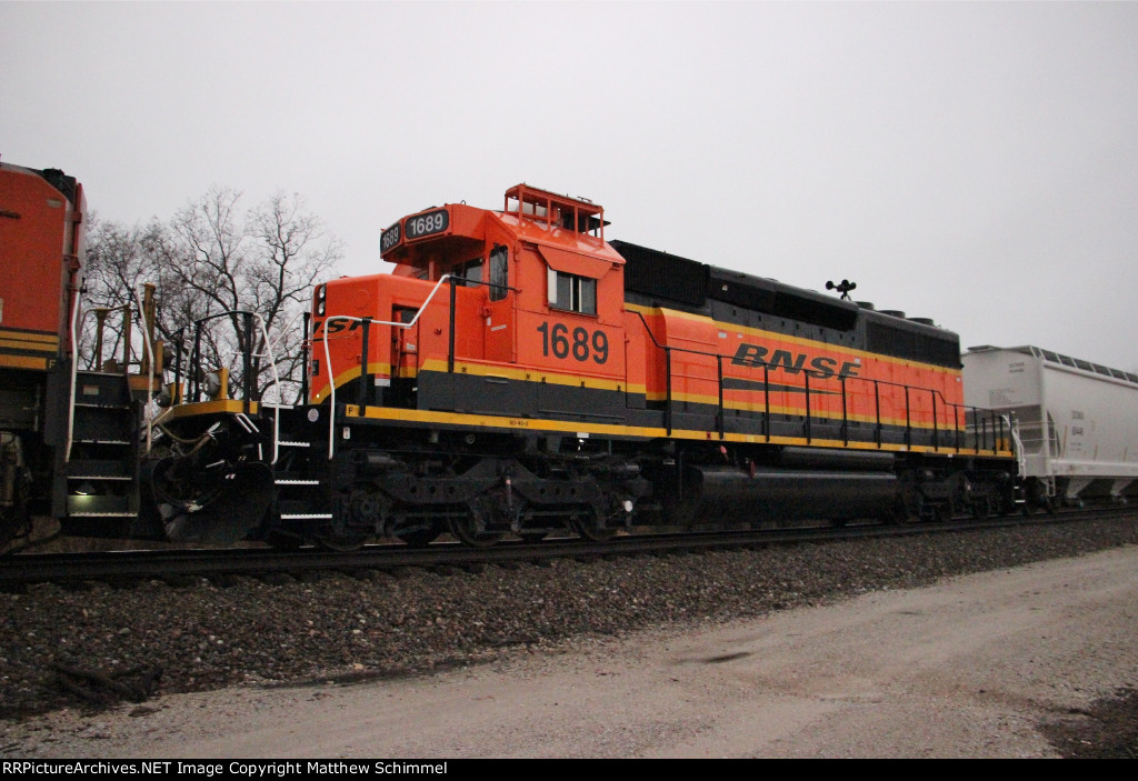 BNSF's New Funky Cab
