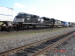 NS 2731, NS 8783, NS (ex.CR) 6715 & NS 9416 head WB at MP 251