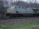 NS 7529 still in primer paint heads WB