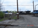 NS 9569 & NS (ex. CR) 5430 pass each other
