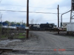 NS 9315 runs long hood forward WB