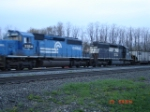 NS 3354 & NS 3423 head WB