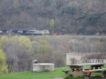 NS 7546 & NS 9919 passing a Spike Collector