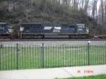 NS 2613 runs long-hood forward WB
