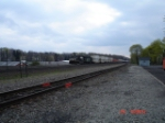 NS 9348 & BNSF 2918 head EB w/a COFC Train