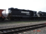 NS 4155 High-Nose works WB on NS Train 11A