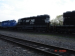 NS 3428 & NS 3336 head WB