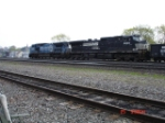 NS 8890 & NS 8378 (ex. CR) head EB w/NS Train 66Z