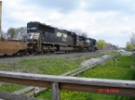 NS 2569 & NS 9707 running elephant style EB on NS Train 20A