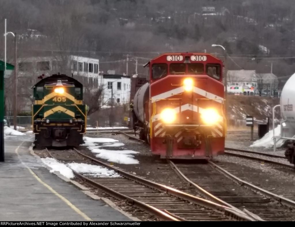 VRS Freight and Passenger