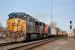Eastbound intermodal wins drag race