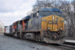 Intermodal continues east